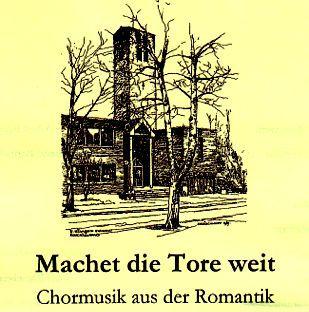 """""""Machet die Tore weit"""" – Konzert zum Advent"""